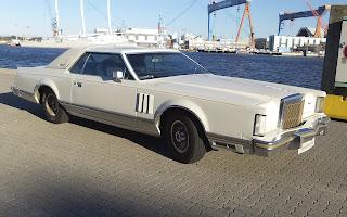 Lincoln Continental Mark V Rent Deutschlandweit