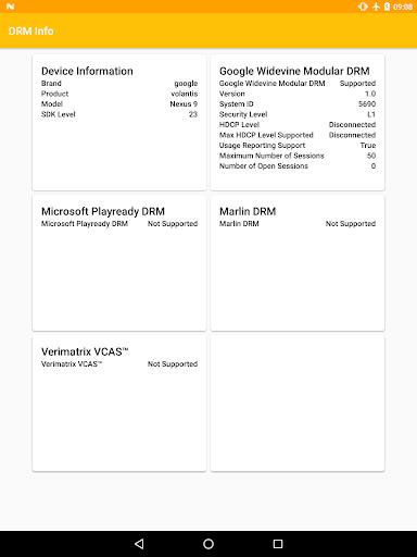 DRM Info 1.1.0.190115 screenshots 11