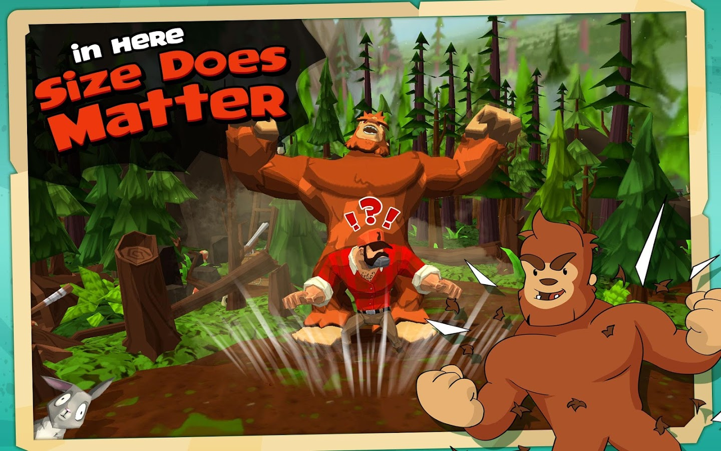 Little Bigfoot- screenshot