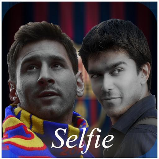 salfi With Messi