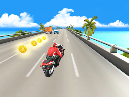 SUPER BIKE RACERS 3D screenshot 7