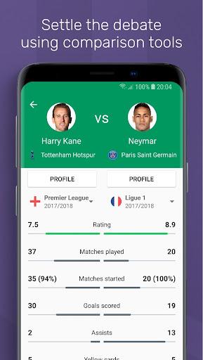 FotMob World Cup 2018  screenshots 6