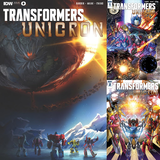 Transformers: Unicron - Books on Google Play