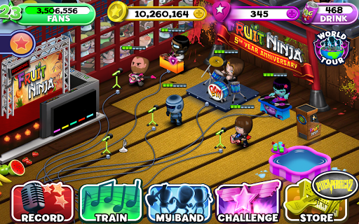 Band Stars screenshot 8