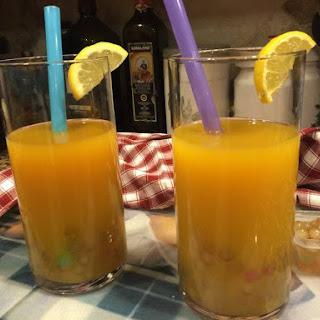 Boba Iced Tea With Mango Nectar #RecipeIdeas