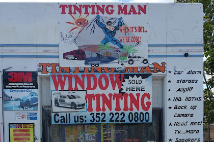 Window Tinting In Live Oak Fl