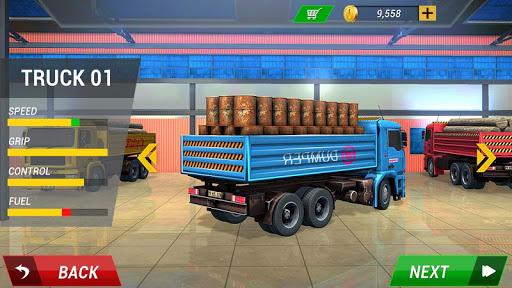Indian Truck Driving : Truck Wala Game screenshots 12