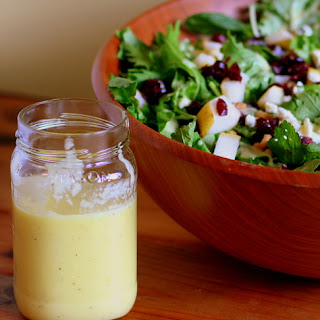 Fresh Pear Vinaigrette