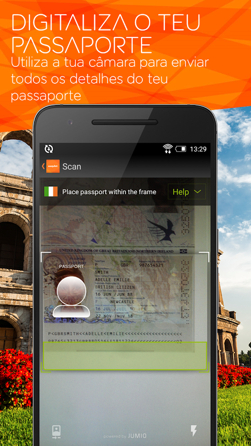 easyJet: Travel App– captura de ecrã