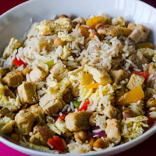 Chicken Not-Fried Rice.