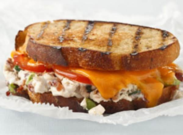 Chicken Salad Panini Recipe