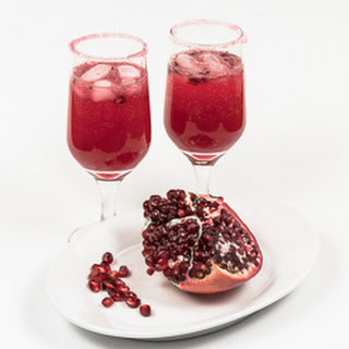 Pomegranate-Ginger-Chile Nojito Cocktail