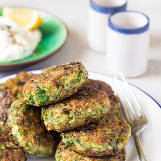 Zucchini Fritters Without Egg Recipes