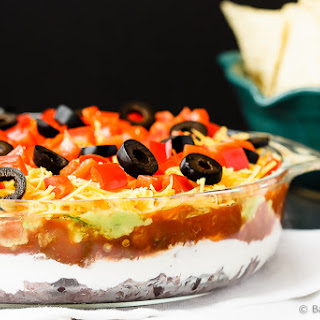 Mexican Dip With Sour Cream Recipes.