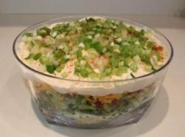 Cauliflower And Lettuce Salad