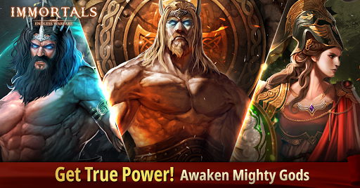Immortals: Endless Warfare apkmr screenshots 15