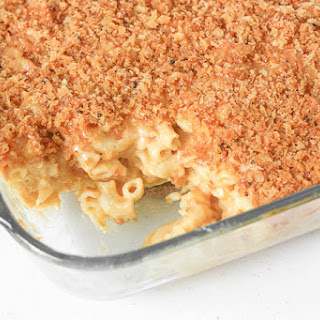 Macaroni And Cheese With Panko Bread Crumbs Recipes