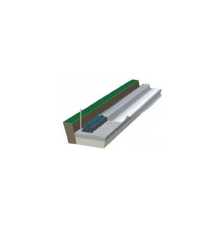 Baga Geomembran LDPE 0,5mm 6x23 Tät Markbädd