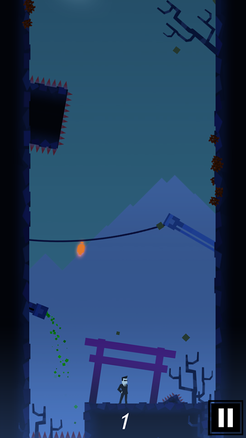 Ninja Tobu- screenshot