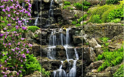 Puzzle - Amazing waterfalls apktram screenshots 6