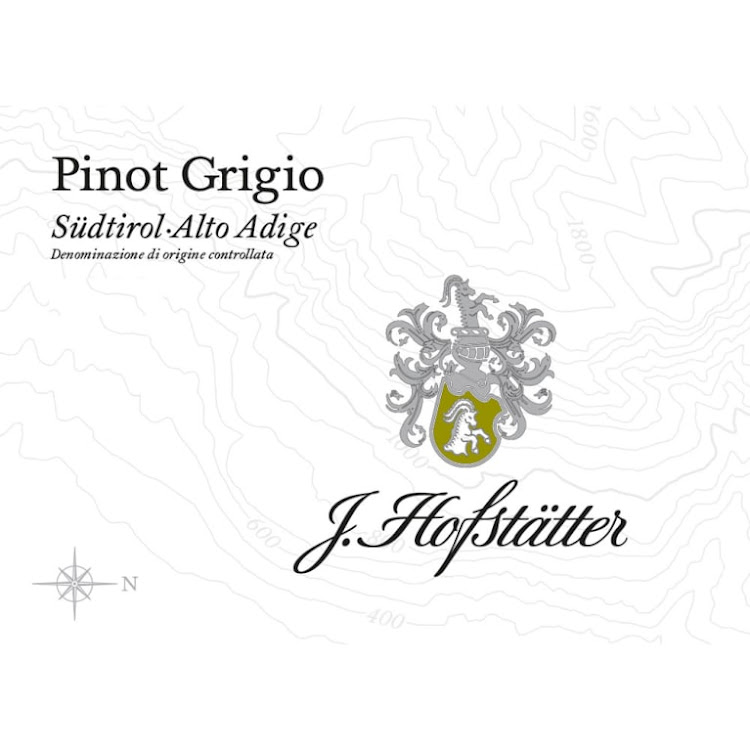 Logo for J. Hofstatter Alto Adige Pinot Grigio