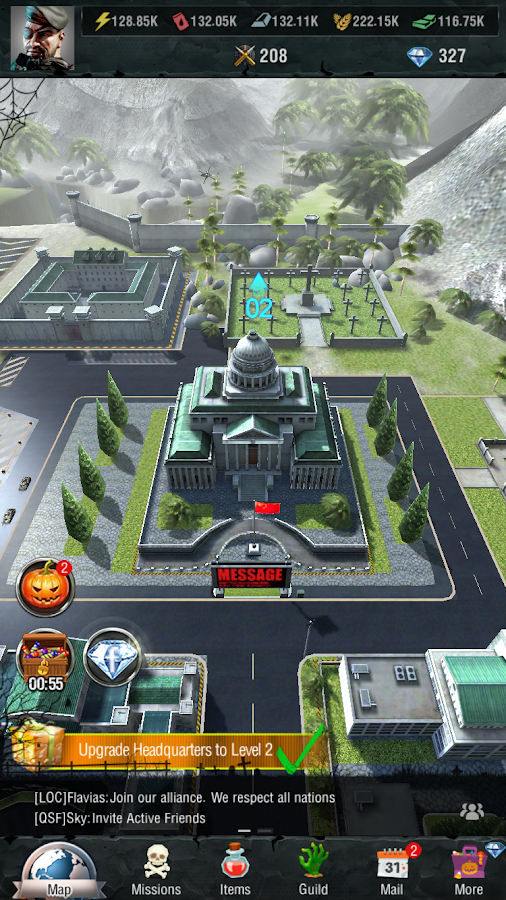 Invasion: Modern Empire- screenshot