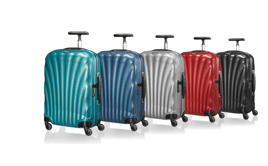 Samsonite adapts aluminium moulds using LCV laser cladding