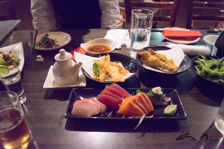 お刺身・お寿司・天ぷらが美味しい!