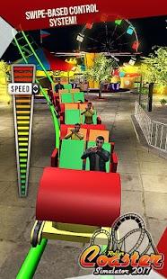 Roller Coaster Simulator 2017 - náhled