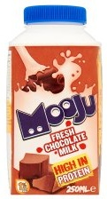 Mooju Fresh Chocolate Milk - 250ml
