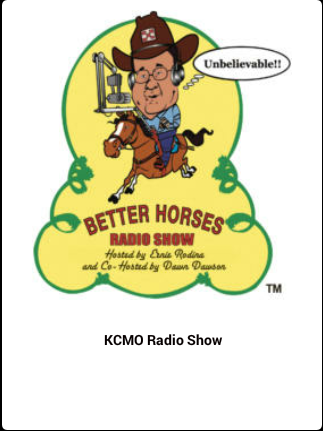 Better Horses Radio - KCMO