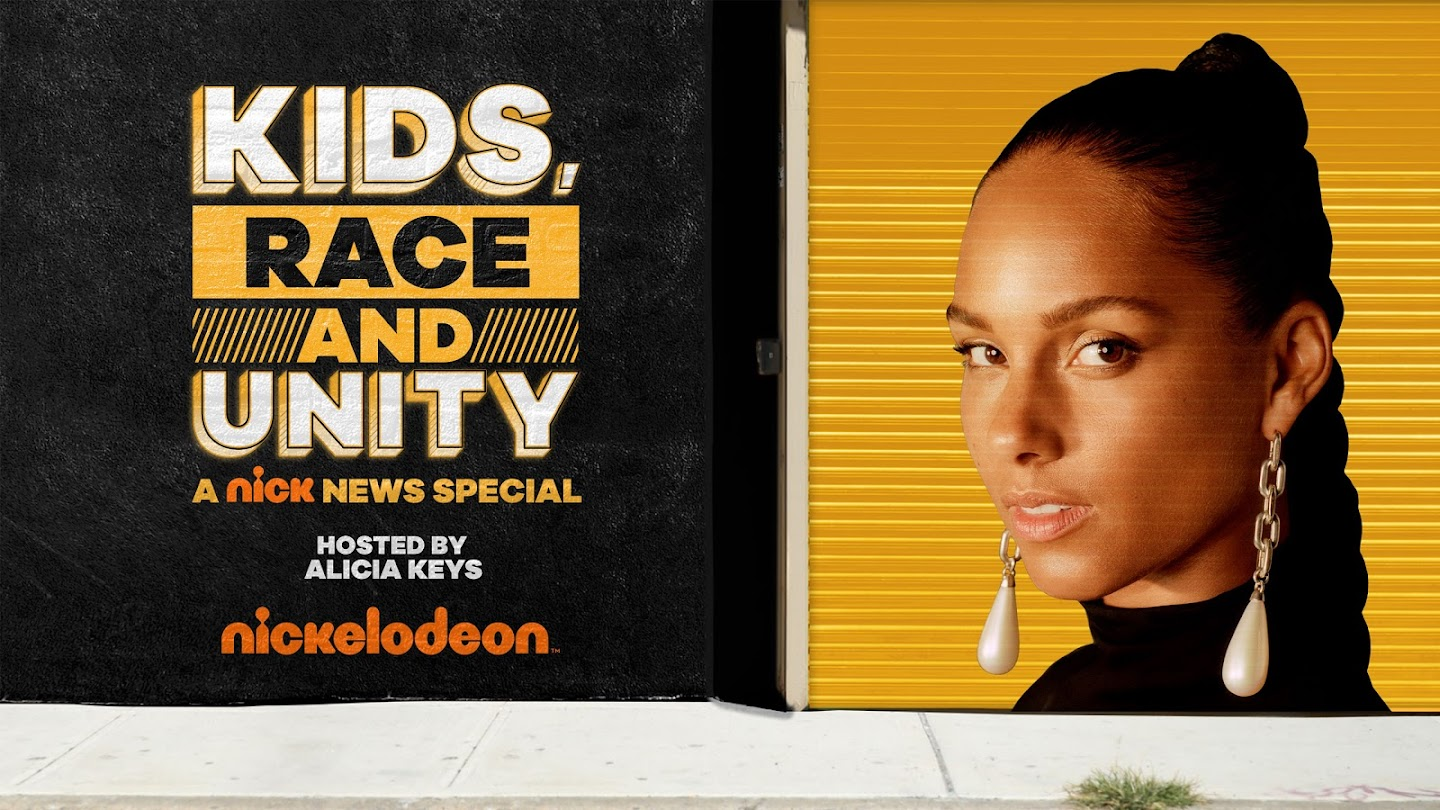 Kids, Race and Unity: A Nick News Special