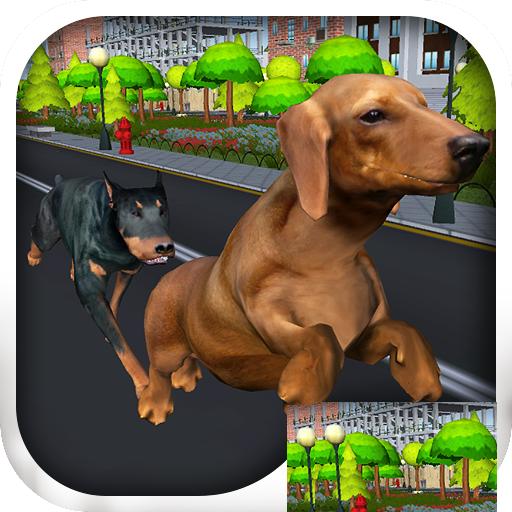 大城市的狗 模擬 App LOGO-硬是要APP
