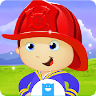 Fireman Game - Pompiers icon