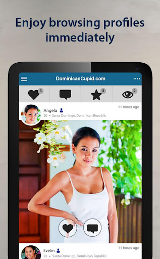 DominicanCupid - Dominican Dating App 2.1.6.1559 screenshots 10