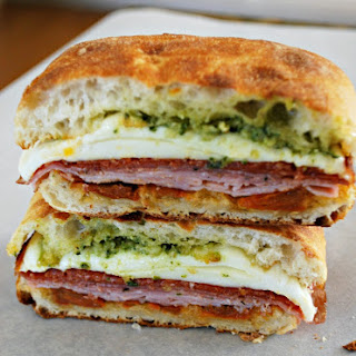 Toasted Italian Sandwich – Food Fun Friday.