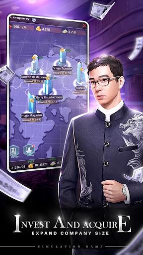Crazy Rich Man: Sim Boss apkpoly screenshots 5