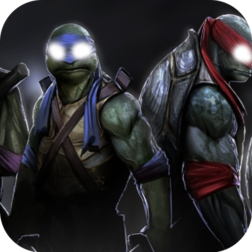 Mutant ninja fight : Legends