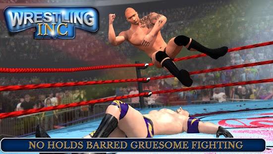 Wrestling Mania INC : Wrestling Games - Fighting - náhled