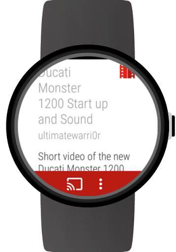 Video for Wear OS (Android Wear) & YouTube hack tool