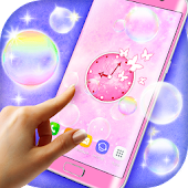 Soap Bubbles Live Wallpaper Free