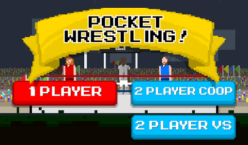 玩免費體育競技APP|下載Pocket Wrestling app不用錢|硬是要APP