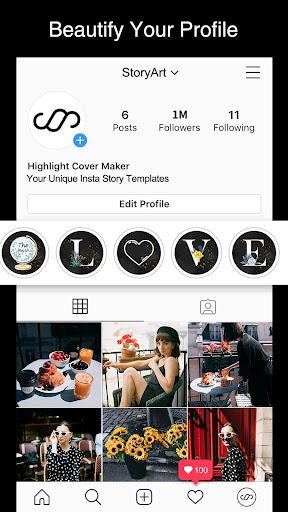 StoryArt - Insta story editor for Instagram 2.5.9 Screenshots 3