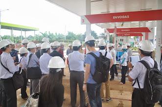 Photo: Pertamina's Mother Station Visit