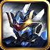 Armor fight – Steel blade