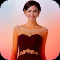 Prom Dress Photo Maker icon