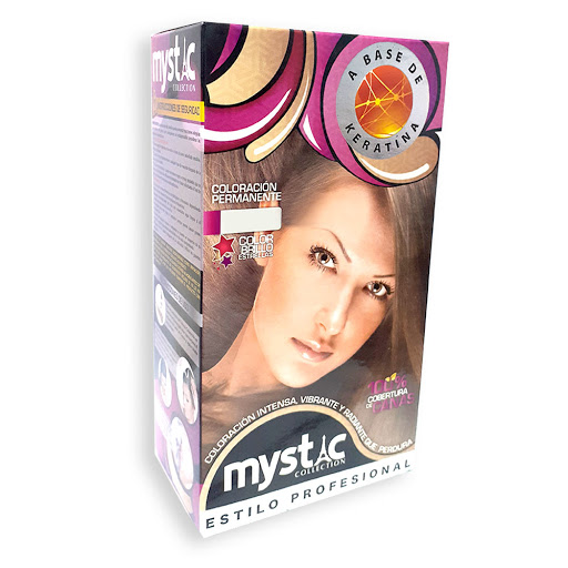 Tinte Mystic Kit 9.9 Plata (Kit 9.9)