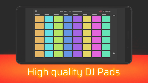 DJ Loop Pads 3.6.3 screenshots 1