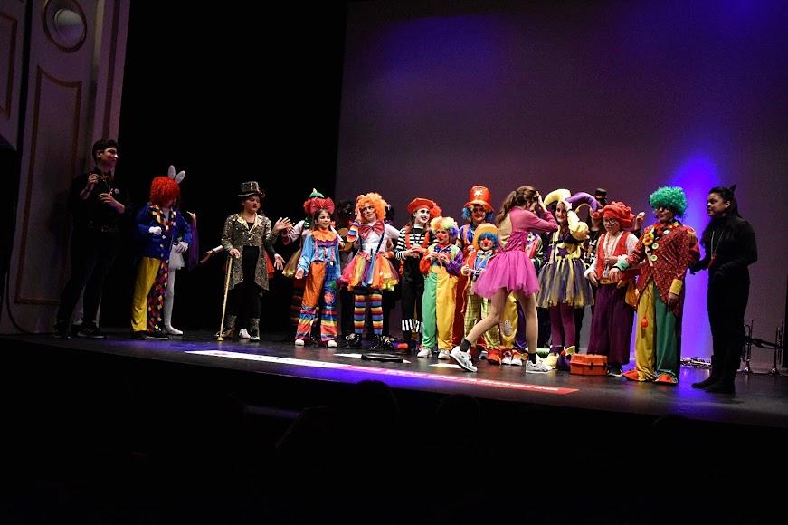Murga invitada a la 1ª semifinal del Carnaval.