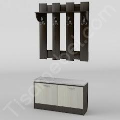 Прихожая-3 мебель разработана и произведена Фабрикой Тиса мебель